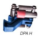 Déverrouillage automatique hydraulique