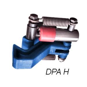 Déverrouillage hydraulique